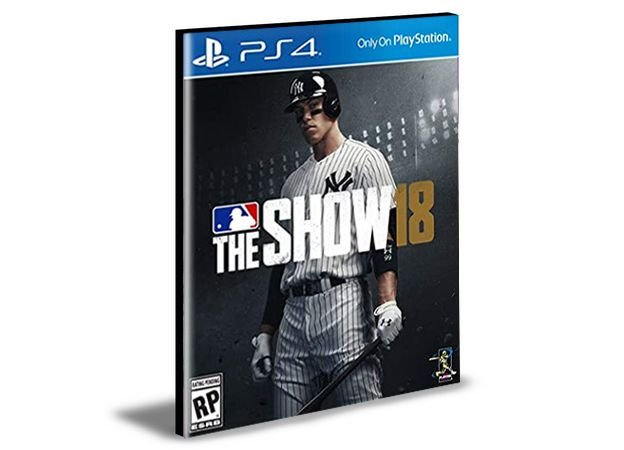 Mlb the Show 2018 PS4 PSN MÍDIA DIGITAL