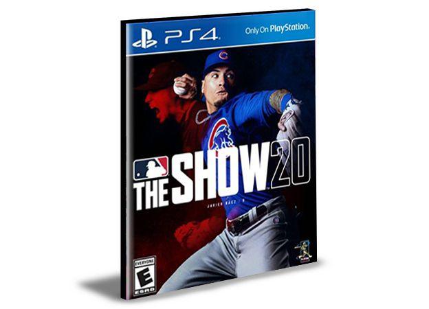 MLB THE SHOW 20 PS4 e PS5 PSN MÍDIA DIGITAL