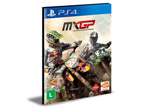 MXGP The Official Motocross Videogame Ps4 e Ps5 Psn Mídia Digital