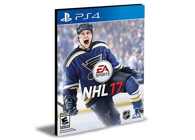 NHL 17|PS4|PSN|MÍDIA DIGITAL