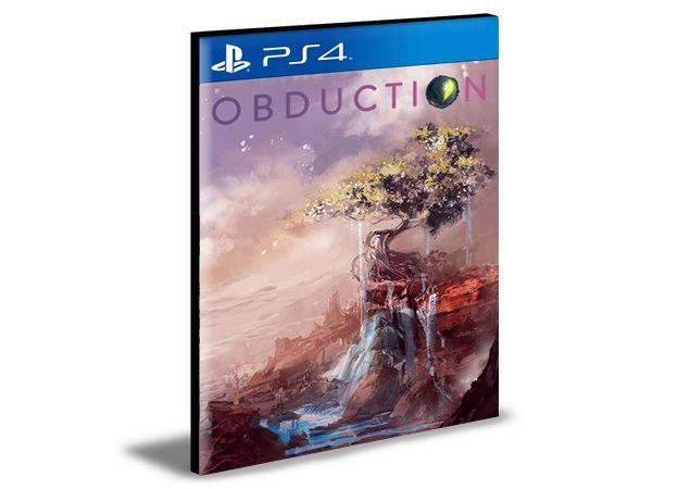 Obduction PS4 e PS5 PSN  MÍDIA DIGITAL
