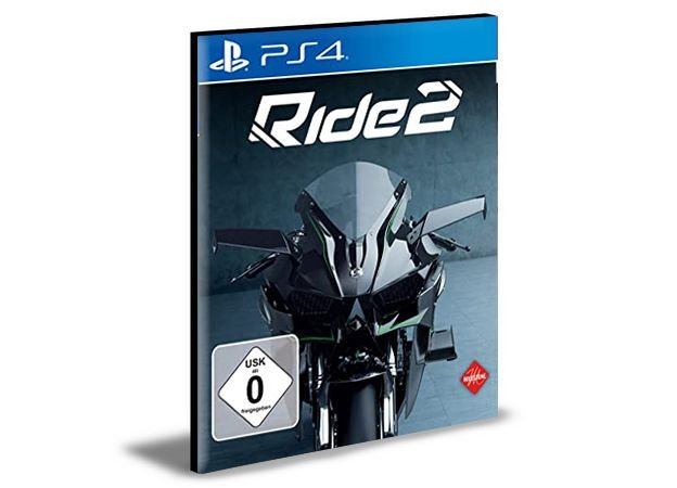Ride 2 Ps4 e Ps5  Psn  Mídia Digital