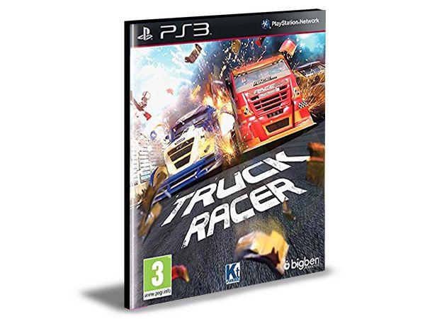 Truck Racer| Ps3 | Psn | Mídia Digital