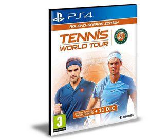 Tennis World Tour Roland-Garros Edition PS4 e PS5 PSN  MÍDIA DIGITAL