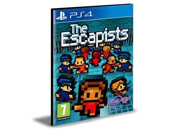 THE ESCAPISTS PS4 e PS5 PSN  MÍDIA DIGITAL