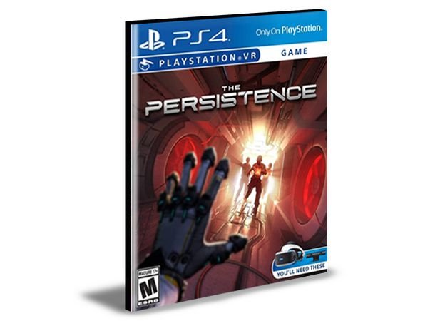 The Persistence Vr   Ps4   Psn   Mídia Digital