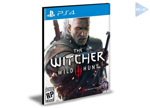 The Witcher 3  Wild Hunt | Português | Ps4 | Psn | Mídia Digital