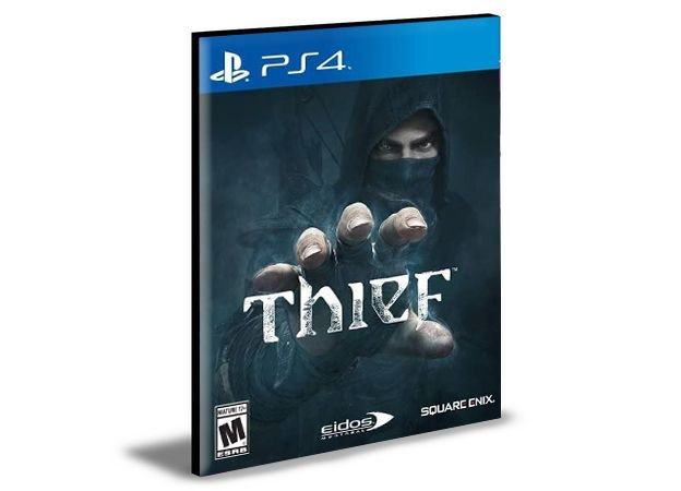 THIEF  PS4 e PS5  PSN  MÍDIA DIGITAL