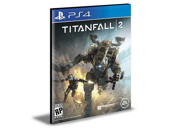 TITANFALL 2  PORTUGUÊS PS4 e PS5  PSN  MÍDIA DIGITAL
