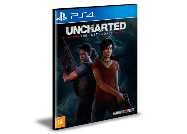 Uncharted The Lost Legacy | Português | Ps4 | Psn | Mídia Digital