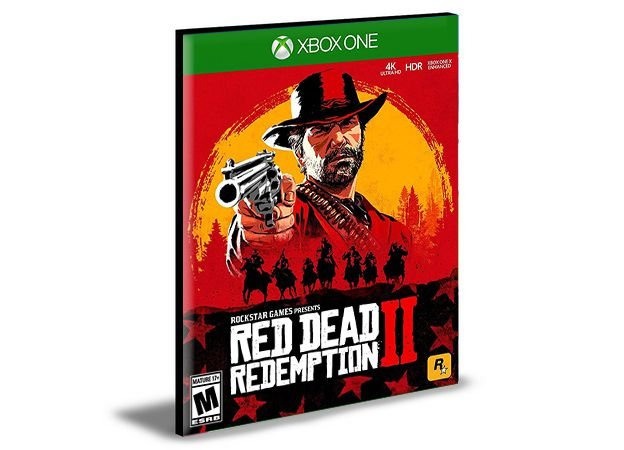 Red Dead Redemption 2 Xbox One e Xbox Series X|S