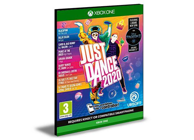 Just Dance 2020 Xbox One e Xbox Series X|S  MÍDIA DIGITAL