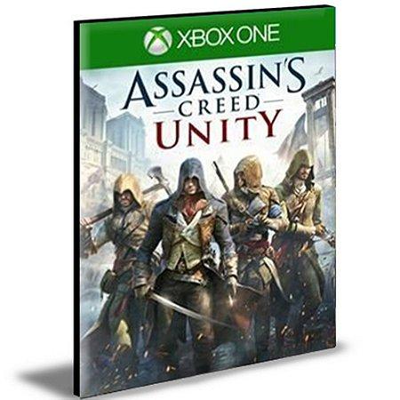 Assassin's Creed Unity  Português Xbox One e Xbox Series X|S Mídia Digital