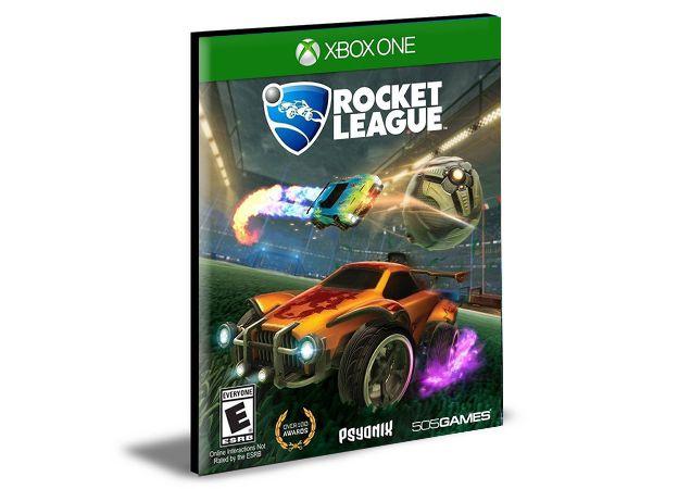 Rocket League  Xbox One e Xbox Series X|S   Mídia Digital