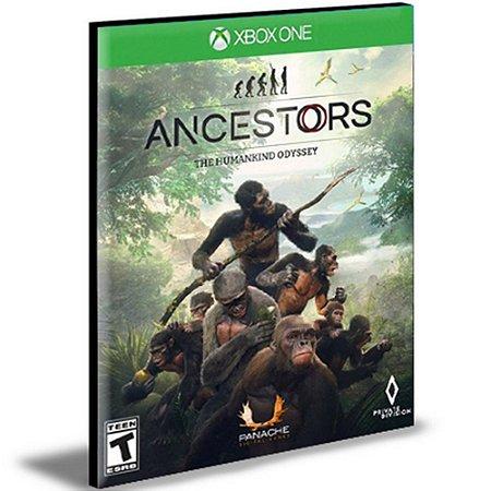 Ancestors The Humankind Odyssey Xbox One e Xbox Series X|S Mídia Digital