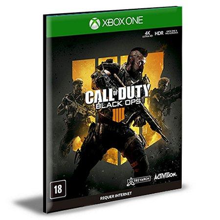 Call of Duty Black Ops 4 Português Xbox One e Xbox Series X S MÍDIA DIGITAL