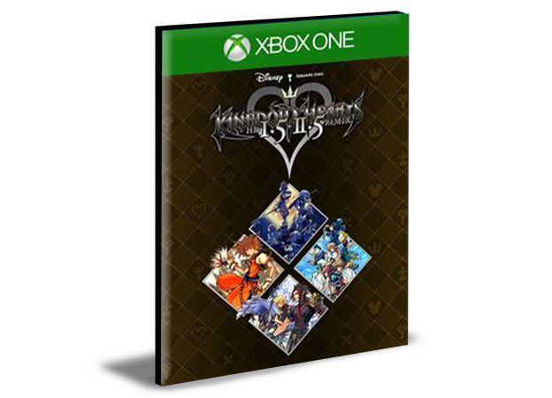 KINGDOM HEARTS - HD 1.5+2.5 ReMIX Xbox One e Xbox Series X|S MÍDIA DIGITAL