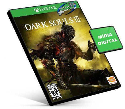 DARK SOULS III   Português   Xbox One   Mídia Digital