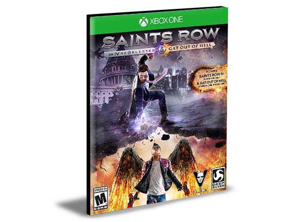 Saints Row IV: Re-Elected Xbox One e Xbox Series X|S  Mídia Digital