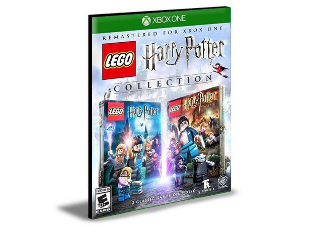 LEGO Harry Potter Collection Xbox One e Xbox Series X S  MÍDIA DIGITAL