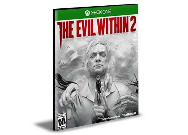 The Evil Within 2 | Português | Xbox One | MÍDIA DIGITAL