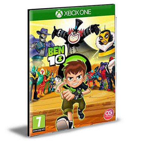 Ben 10  Xbox One e Xbox Series X|S MÍDIA DIGITAL