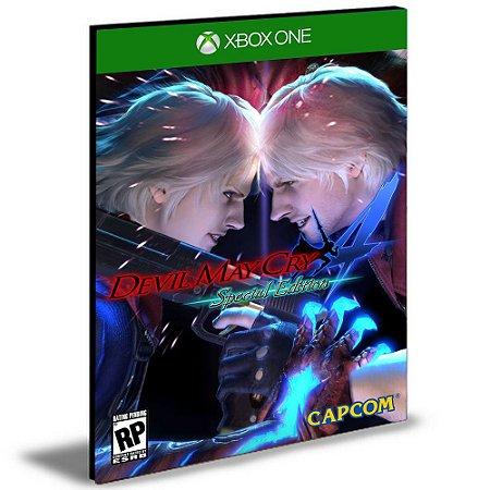 Devil May Cry 4 Special Edition Xbox One e Xbox Series X S MÍDIA DIGITAL
