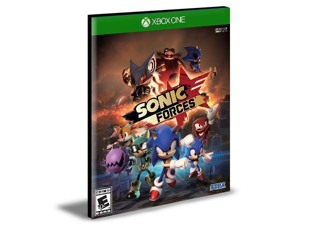 SONIC FORCES  Xbox One e Xbox Series X|S MÍDIA DIGITAL