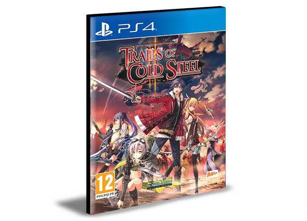 The Legend of Heroes Trails of Cold Steel II PS4 e PS5  PSN  MÍDIA DIGITAL