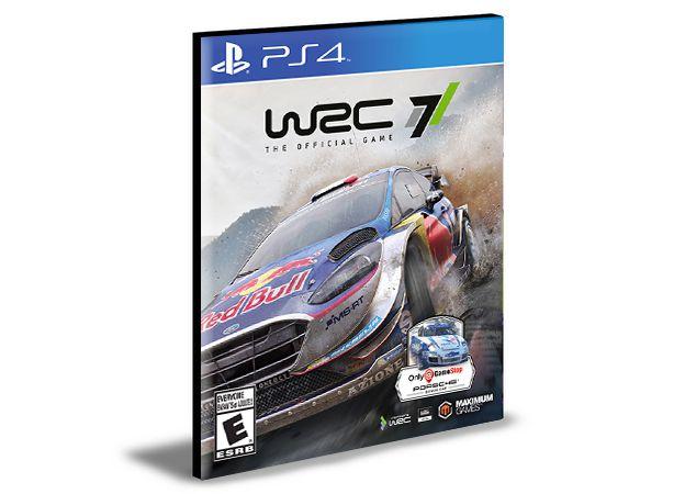 WRC 7 FIA World Rally Championship | Português | PS4 e PS5 PSN  MÍDIA DIGITAL