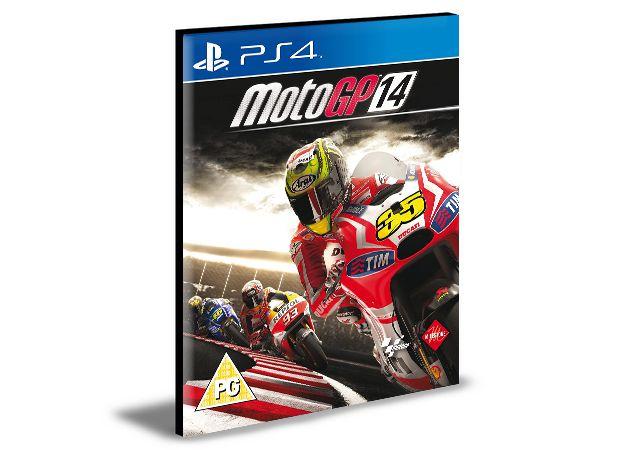 MotoGP 14 PS4 PSN MÍDIA DIGITAL