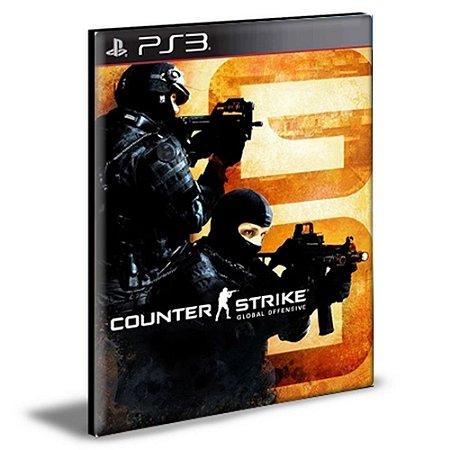 Counter-Strike: Global Offensive Português Ps3  Psn Mídia Digital