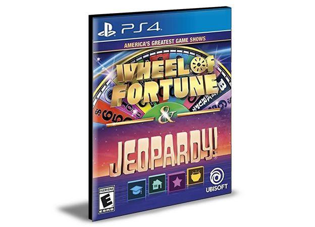 Wheel of Fortune PS4 e PS5  PSN  MÍDIA DIGITAL