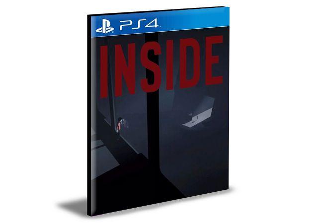 INSIDE Ps4 e Ps5 Psn Mídia Digital