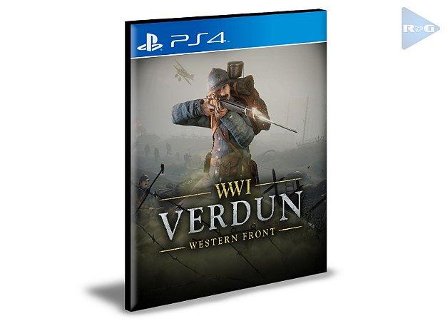Verdun | Ps4 | Psn | Mídia Digital