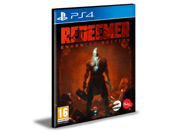 Redeemer Enhanced Edition Ps4 e Ps5 Psn  Mídia Digital