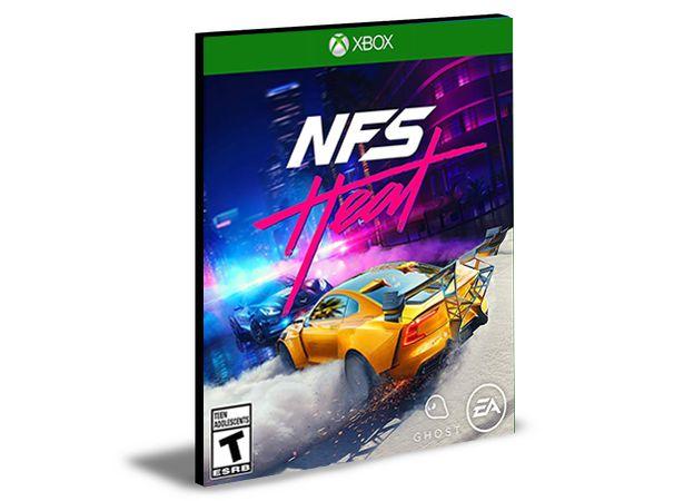 Need for Speed Heat Português Xbox One e Xbox Series X|S  MÍDIA DIGITAL