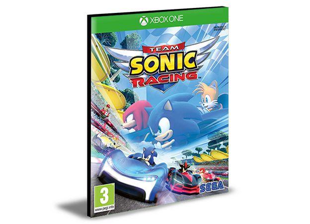 Team Sonic Racing | Xbox One | MÍDIA DIGITAL