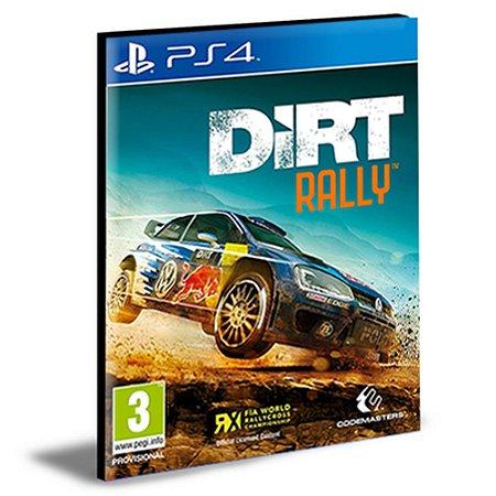 DiRT Rally   Ps4   Mídia Digital
