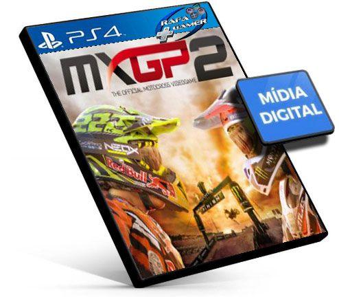 MXGP2 - The Official Motocross Videogame  Ps4  Digital  Promoção