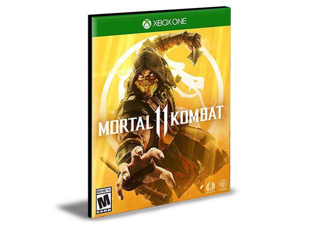 Mortal Kombat 11  Xbox One e Xbox Series X|S  MÍDIA DIGITAL
