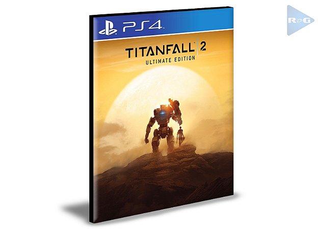 Titanfall 2 Ultimate Edition  PS4 e PS5  PSN  MÍDIA DIGITAL