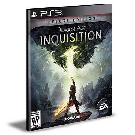 Dragon Age: Inquisition Deluxe Edition Ps4 e Ps5  Psn  Mídia Digital