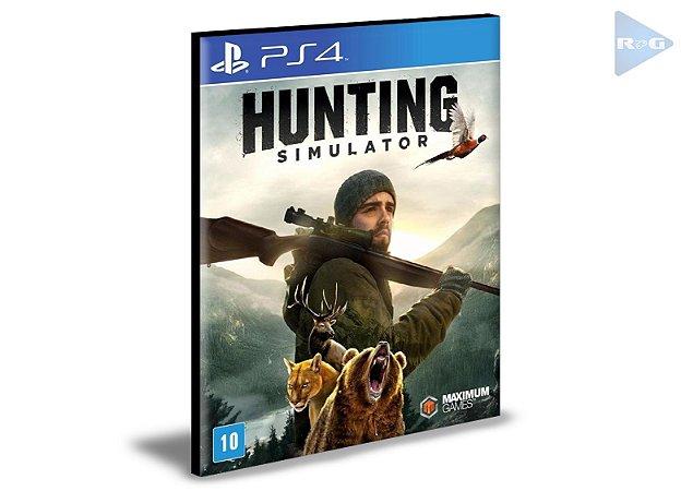 Hunting Simulator | Ps4 | Psn | Mídia Digital