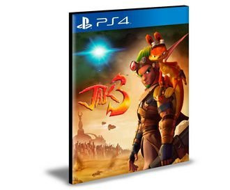 Jak 3 PS4 e PS5 PSN MÍDIA DIGITAL