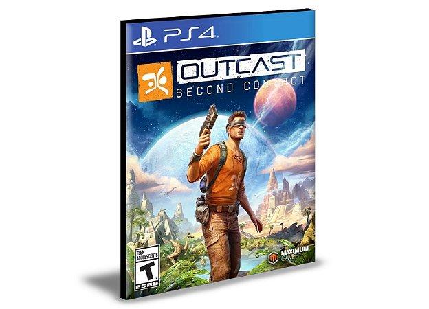 Outcast Second Contact | PS4 e PS5 PSN  MÍDIA DIGITAL