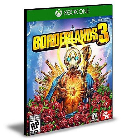 Borderlands 3  Xbox One e Xbox Series X|S MÍDIA DIGITAL