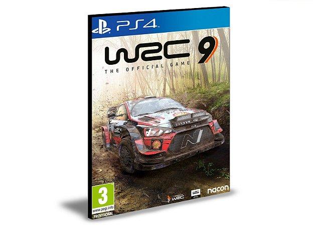 WRC 9 FIA World Rally Championship   PS4 e PS5 PSN  MÍDIA DIGITAL