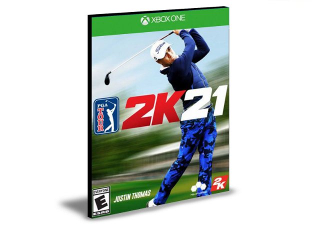 PGA TOUR 2K21  Xbox One  MÍDIA DIGITAL