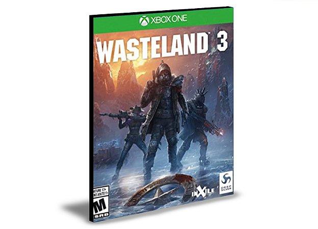 Wasteland 3  Xbox One e Xbox Series X|S  MÍDIA DIGITAL